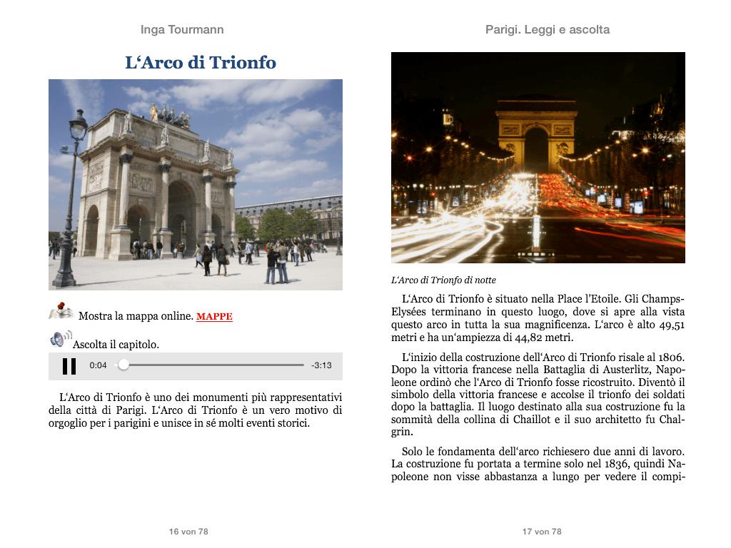 Parigi. Leggi e ascolta