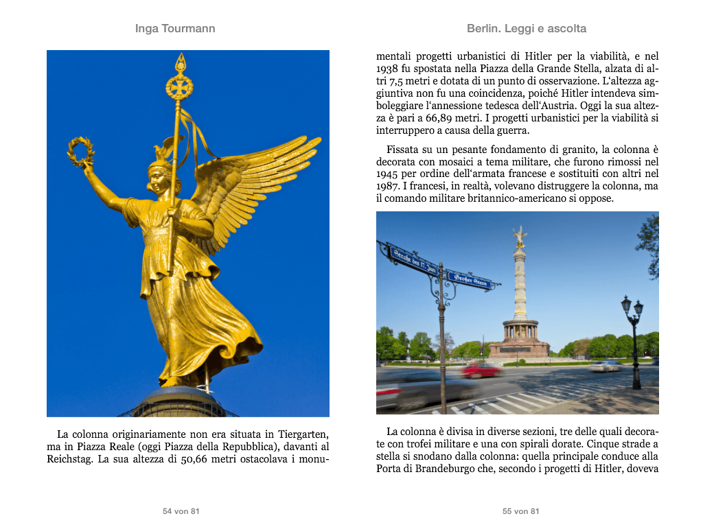 Berlino. Leggi e ascolta