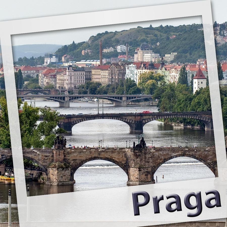 Audioguida Praga