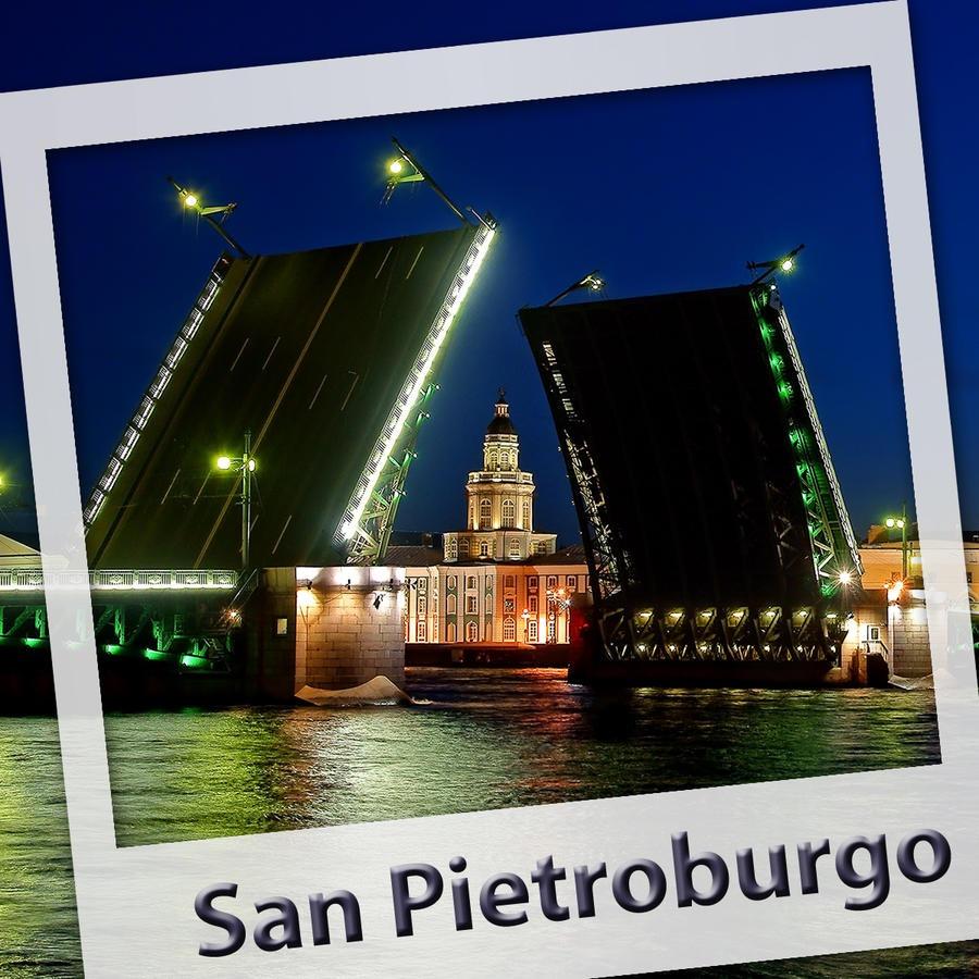 Audioguida San Pietroburgo